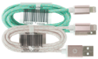 Image for the USB to Lightning Woven Cable product