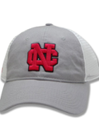 Image for the North Central College Enzyme Washed Trucker Hat by The Game product