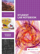 Image for the Physical Science Carbonless Student Lab Notebook Hayde-McNeil product