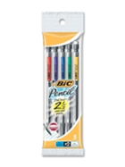 Image for the Bic Mechanical Pencil 5pk 0.5mm product