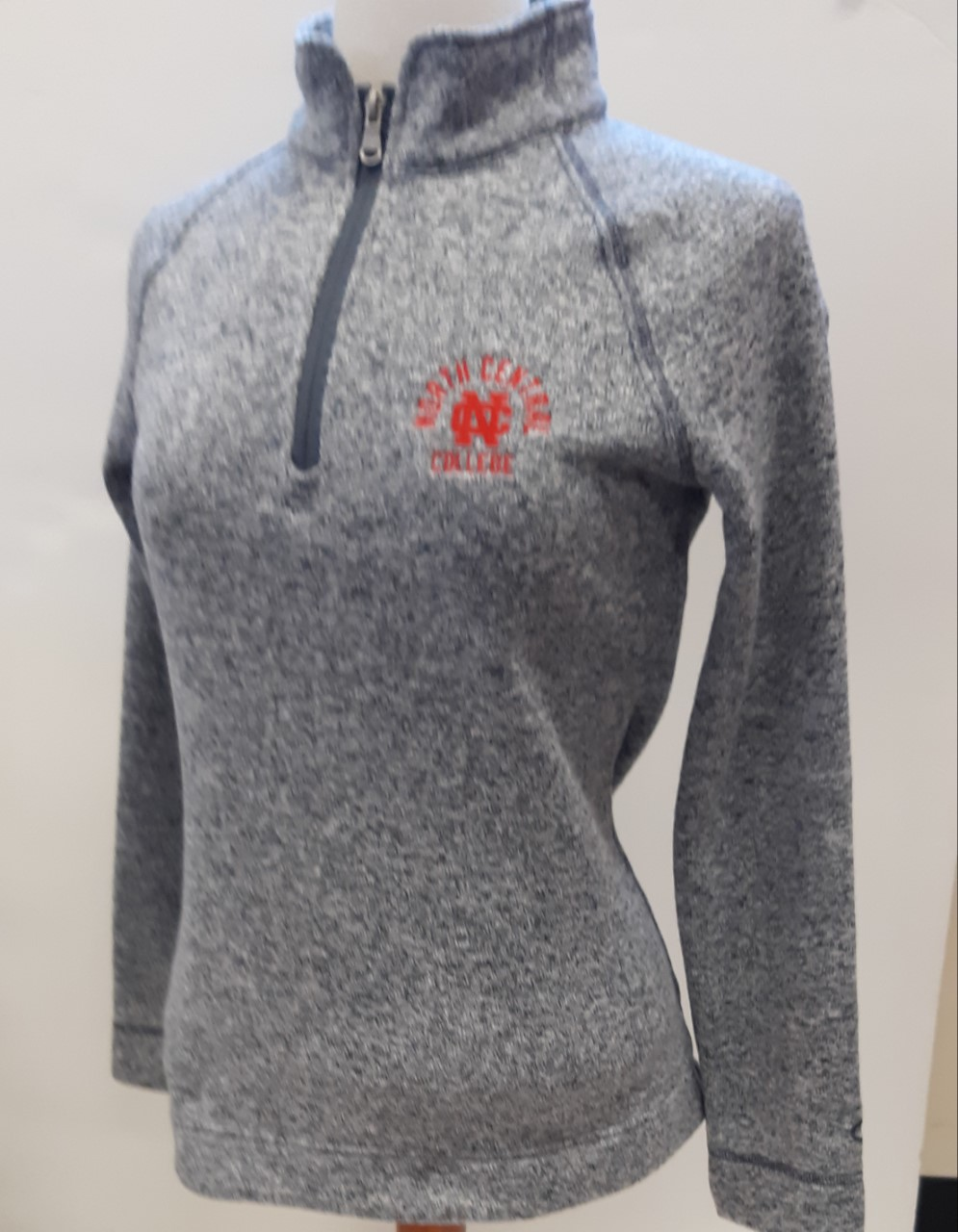 Image for the North Central College Women's Arctic 1/4 Zip by Champion product