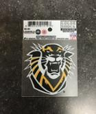Image for the Tiger Head Static Cling Decal, CDI product