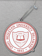 Image for the Acrylic University Seal Ornament product
