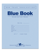 Image for the Blue Book Examination Book product