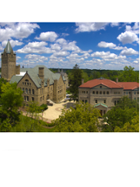 Image for the 8 x 10 Photo Print - Campus Aerial product