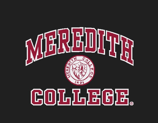 Image for the Decal, Meredith Over Seal Over College product