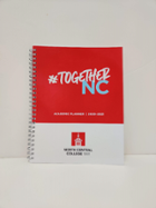 Image for the North Central College #Together NC 2020-2021 Academic Planner product