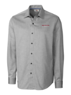 Image for the Cutter & Buck Easy Care Mini Herringbone Dress Shirt product