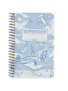 Image for the Pocket Sized Coiled Decomposition Notebook - Lined Pages product