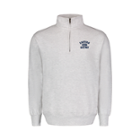 Image for the Quarter Zip Sweatshirt Gray Eastern Gateway EGCC product