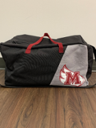 Image for the Square Duffel Bag, M-Wing and Seal product