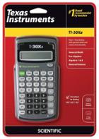 Image for the TI 30xa Scientific Calculator Texas Instruments product