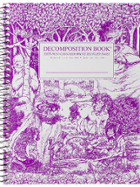 Image for the Coiled Decomposition Book - Lined Pages product