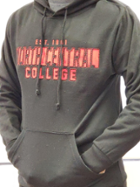 Image for the North Central College Comfort Fleece Hoodie - Clearance product