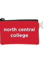 Image for the North Central College Coin Purse with Key Ring product