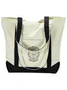 Image for the Canvas Tote with University Seal product