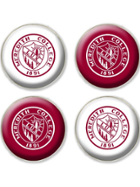 Image for the Fridge Magnets, 4 Pack, Seal Design product