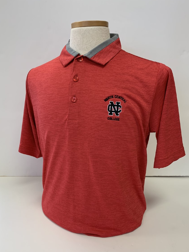 Image for the North Central College Striker Polo by Antigua product