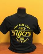 Image for the FHSU Classic Cotton Tee, Black, MV Sport product