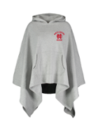 Image for the North Central College Amanda Poncho product