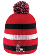 "Image for the ""Primetime"" Knit Cuff Hat w/ Pom product"