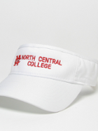Image for the North Central College Cool Fit Adjustable Visor by L2 Brands product