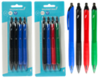Image for the 4-Pack Retractable Ballpoint Pens product