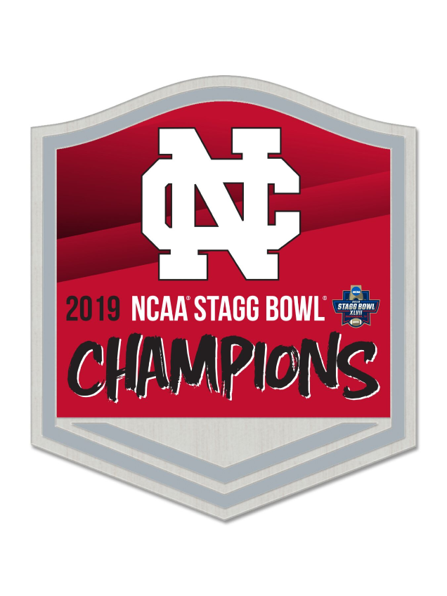 Image for the North Central College Championship Collector Pin product