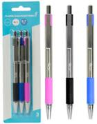 Image for the 3-Pack Retractable Classic Ballpoint Pens product