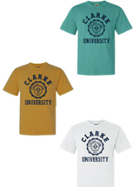 Image for the Comfort Colors Crew Neck Tee with Circle Emblem product