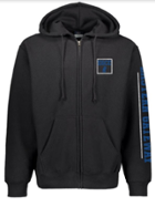 Image for the EGCC Pro Weave Zip Hood product