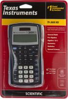 Image for the TI 30x IIS Scientific Calculator product