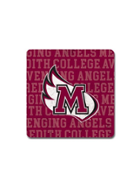 Image for the Single Coaster, Maroon Background w/ M-Wing product